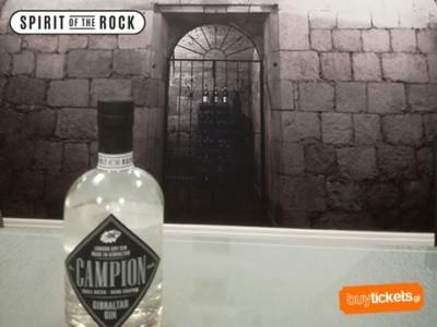 Gin Distillery Tours Gibraltar