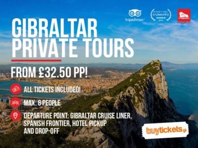 Gibraltar Private Tours