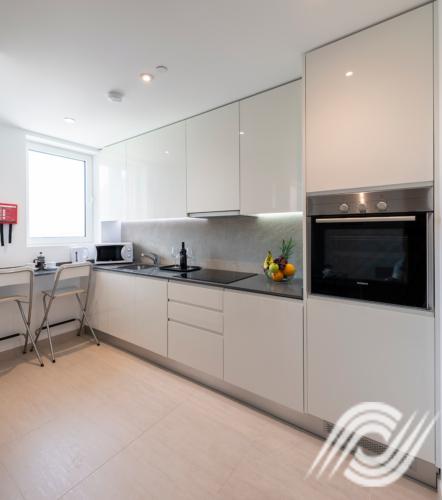 Westone Studio Kitchen in Gibraltar