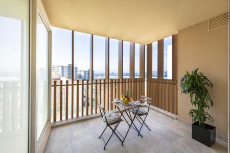 Terrace Westone short let apartment