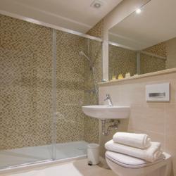 Bathroom Westone apartment in Gibraltar
