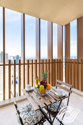 Deluxe Studio Balcony in Gibraltar