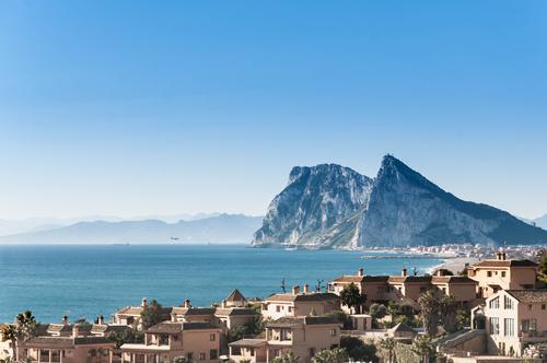Gibraltar From La Alcaidesa